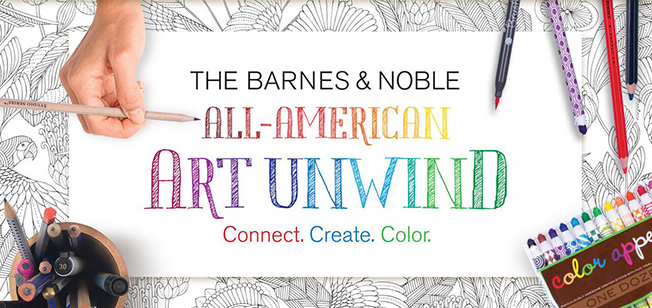 The Nov 14 Event Will Allow Participants To Color And Then Share Their Creations On Social Media
