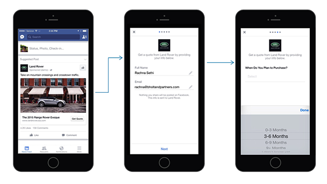 How Facebook Is Making It Easier to Generate Sales Leads Among ...