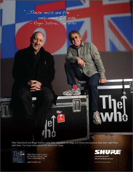 The Who copy