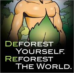Deforest-reforest