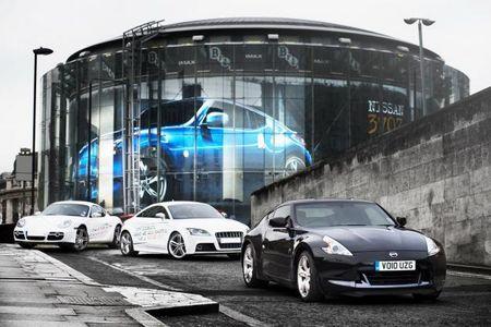 Nissan versus germany