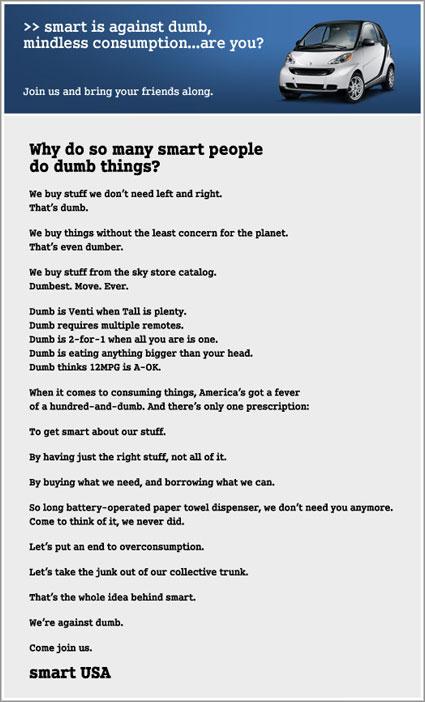 Smart-manifesto
