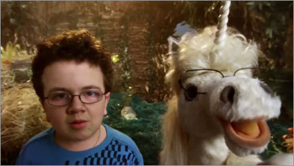 Serenading Unicorn Keenan Cahill Whip It