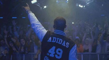 Adidas anthem