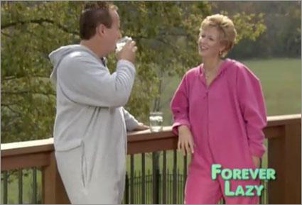 Forever-lazy