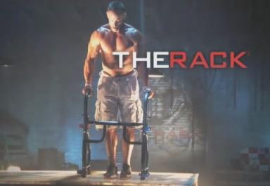 The rack is a walker