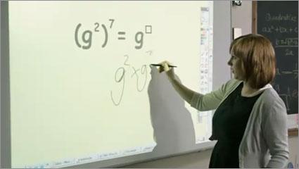 Teaching ad math mistake