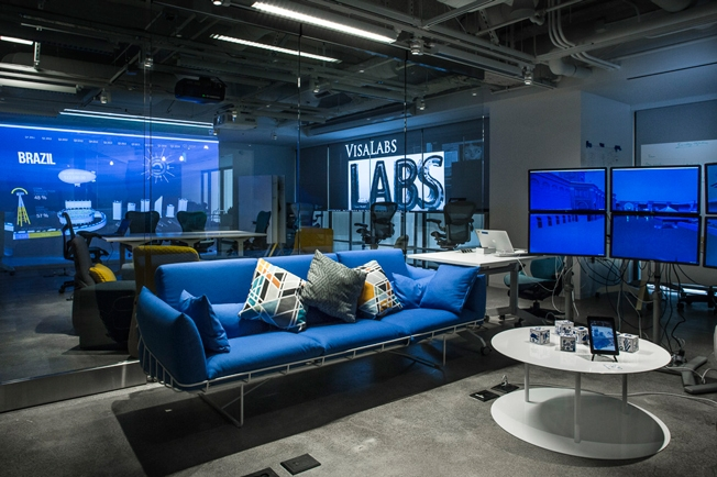 Visa s innovation lab lets brands play with digital for National passport processing center