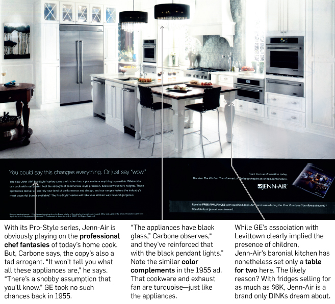 Perspective Home And The Range Adweek - Kitchen ad