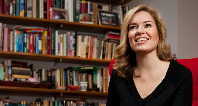 Virginia Heffernan, Photo by Michael Nagle