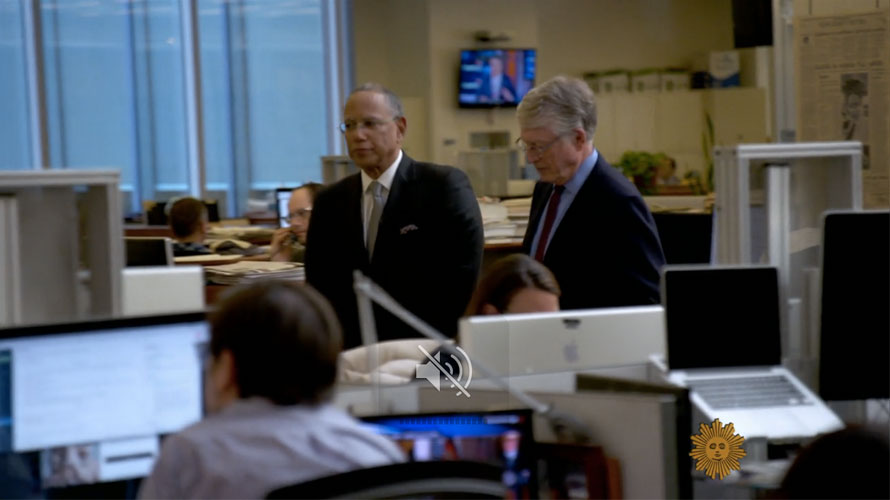 Nyt Executive Editor Dean Baquet I DonT Think ItS My Job To Heal