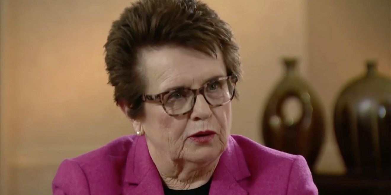 Billie Jean King and Lindsey Vonn Explain Why So Many Girls Drop