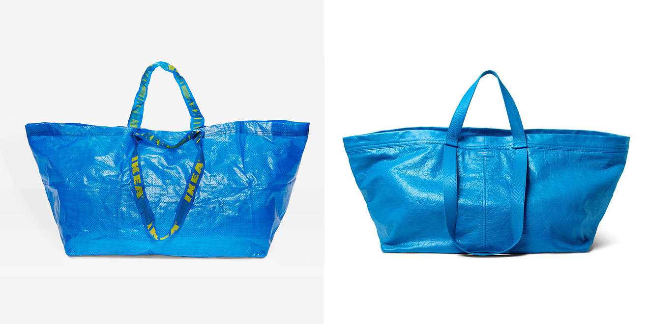 Balenciaga Handbags Blue