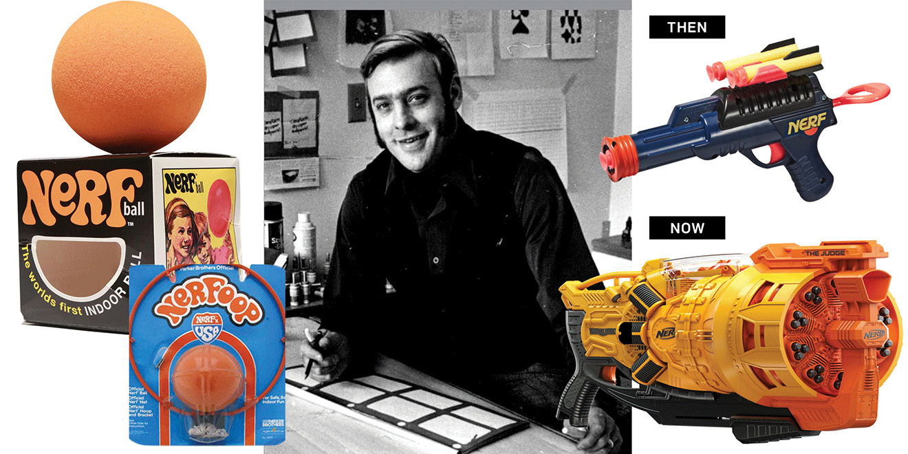 An Engineering Breakdown Of NERF's Brilliant Firing And Valve Systems - Digg