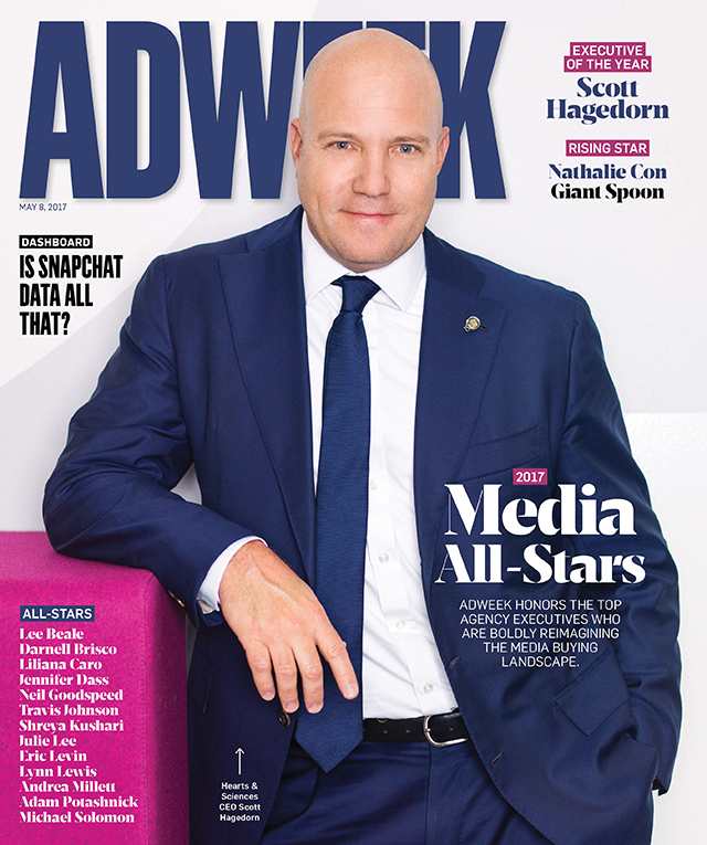 Adweek salutes the 2017 class of Media All-Stars