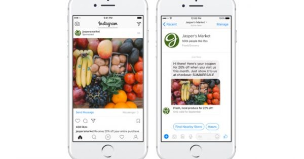 Brands on Instagram Can Now Run Click-to-Messenger Ads – Adweek