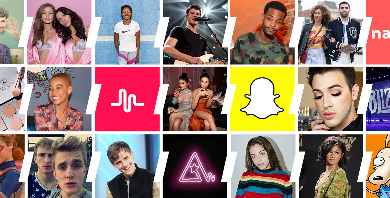 From Awesomenesstv To Zendaya These Are The Names To Know