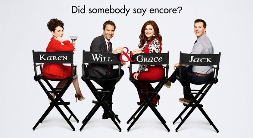 Image result for nbc thursdays sitcoms will and grace