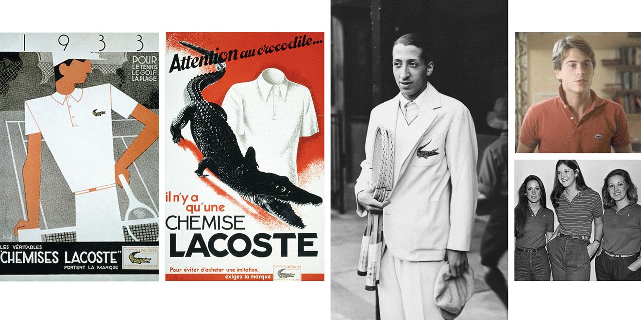 How the Lacoste Polo Shirt Modernized Tennis and Helped Shape