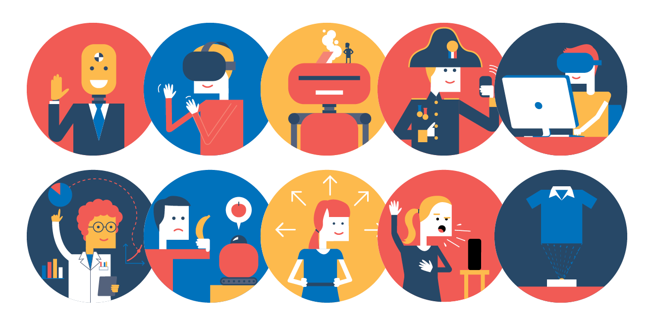 Character Design Career Path : A guide to the next hot jobs in digital marketing and