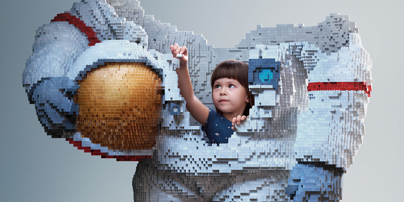 The Story Behind Lego\u0027s Brilliant Print Ads From the Cannes ...