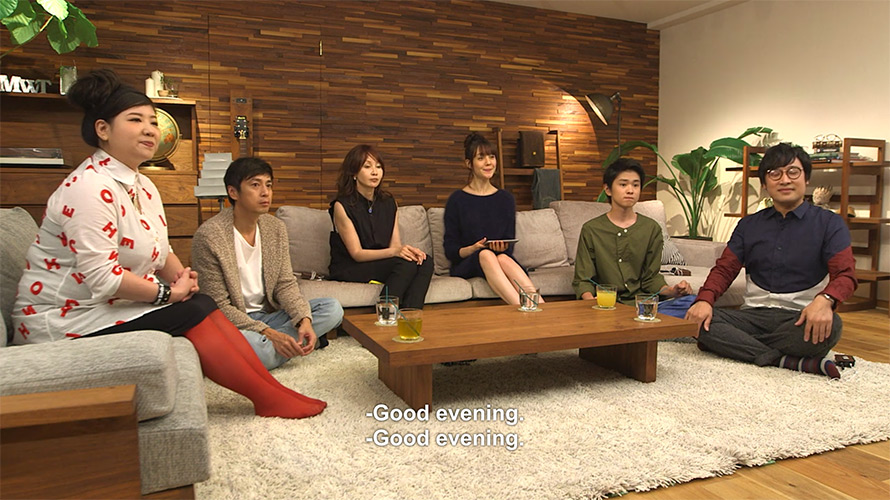 netflix s latest hit series is a boring soothing japanese. Black Bedroom Furniture Sets. Home Design Ideas