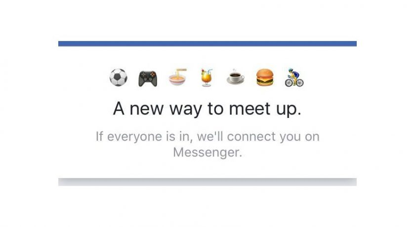 you want to meet up