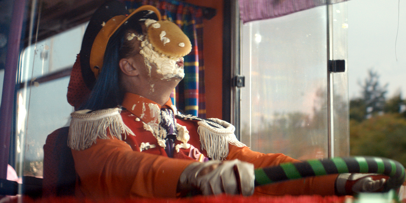Audi Sends in the Clowns for This Madcap Ad About How to Avoid Them on the Road