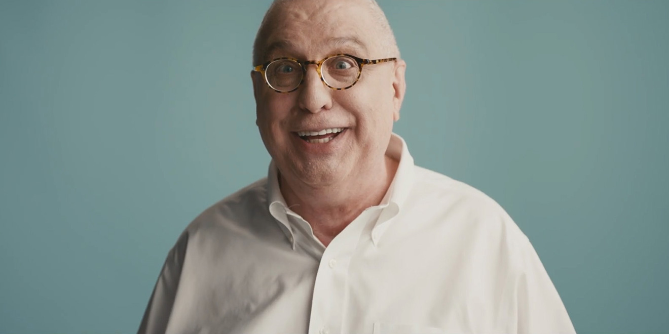 Errol Morris Shot 56 Soothing Ads For Wealthsimple And He Stars In The Best One Of Them All on oscar style trophies