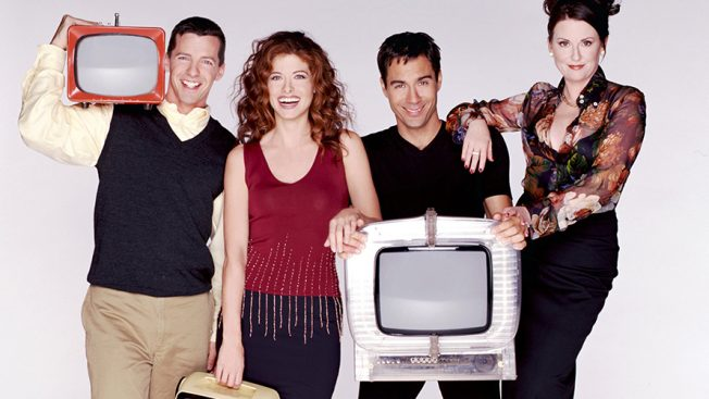 Hulu and NBC Will Both Stream All of the Original Episodes of Will & Grace Ahead of Its Revival