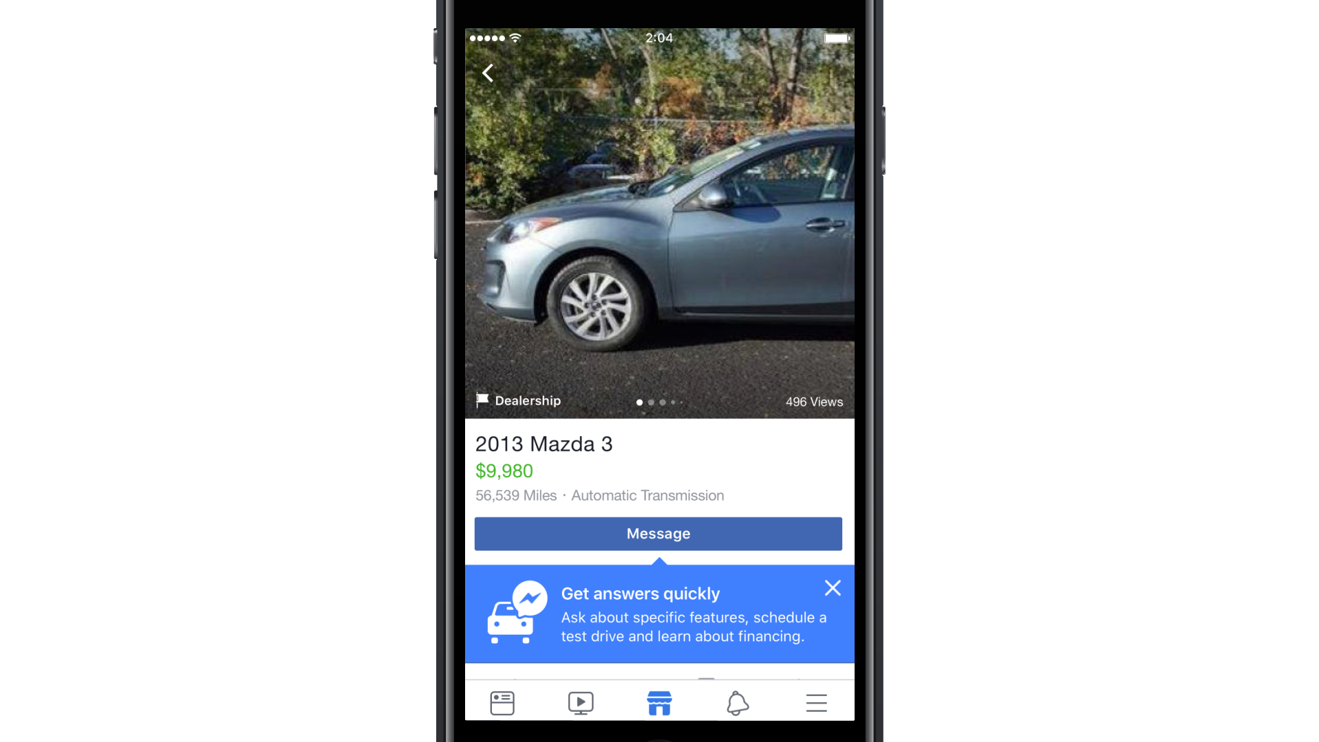 how to end listings on facebook for marketplace