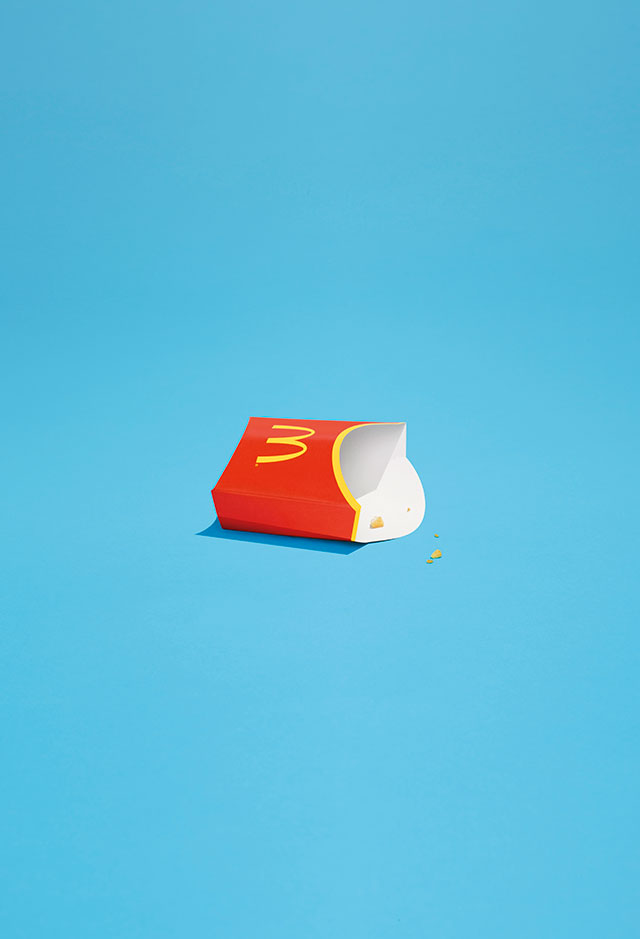 The Food Almost Completely Disappears in McDonald's Latest ...