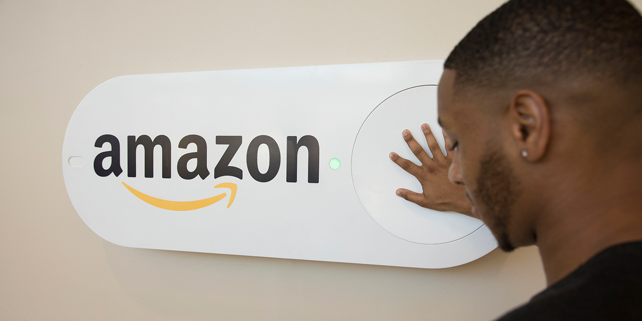 Birmingham signals Amazon's attention with giant dash button