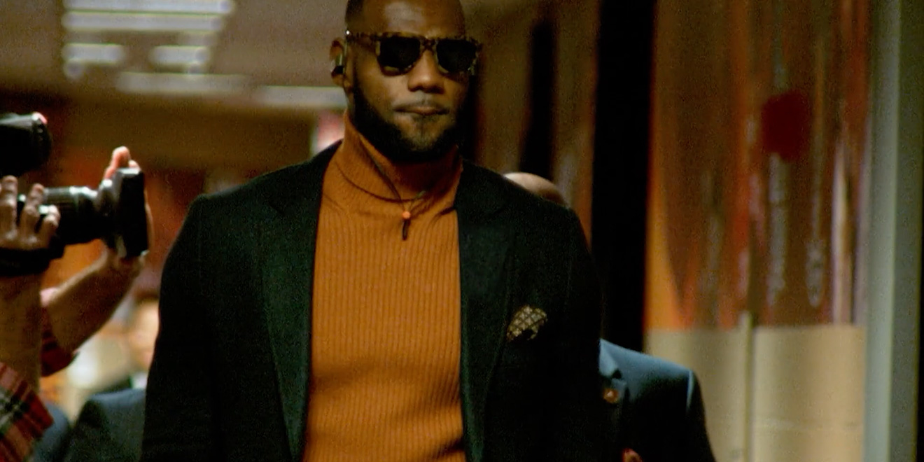 LeBron James Is Out for Revenge in This Epic Nike Ad Voiced by