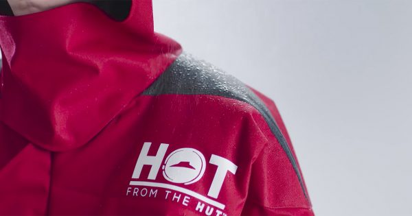 Pizza Hut Made a Heat-Insulated Parka Out of Delivery Pouches to Keep You Warm All Winter