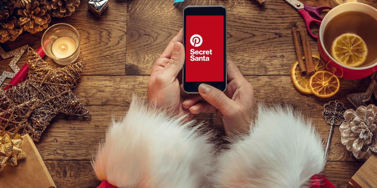 Secret santa pinterest style adweek pinterest secret santa uses the social networks api to create custom gift idea boards negle Images