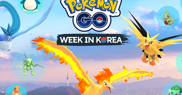 niantic details upcoming pokemon go events in south korea japan adweek. Black Bedroom Furniture Sets. Home Design Ideas