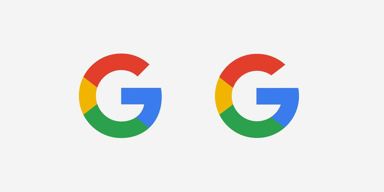 how the imperfections in google s logo are what make it perfect adweek. Black Bedroom Furniture Sets. Home Design Ideas
