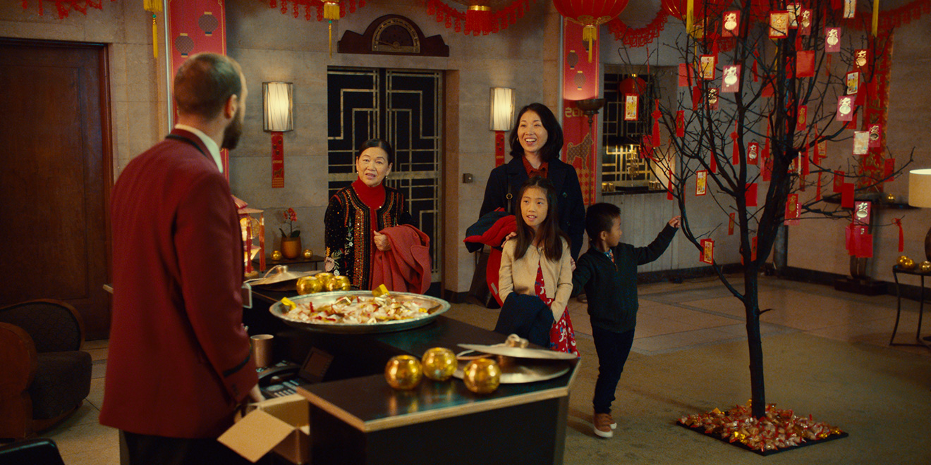 Samsung's Sweet and Diverse Holiday Ad Features the World's Most Deserving Doorman