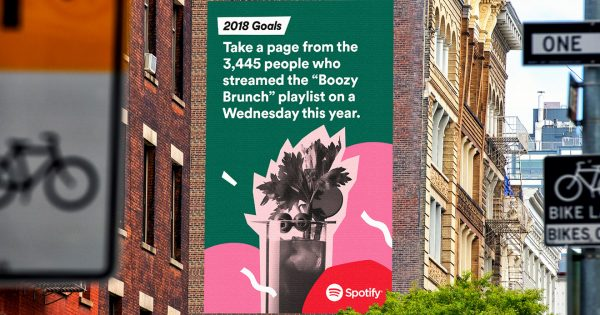 Spotify Unearths More Hilarious User Habits in Global Outdoor Ads for the Holidays