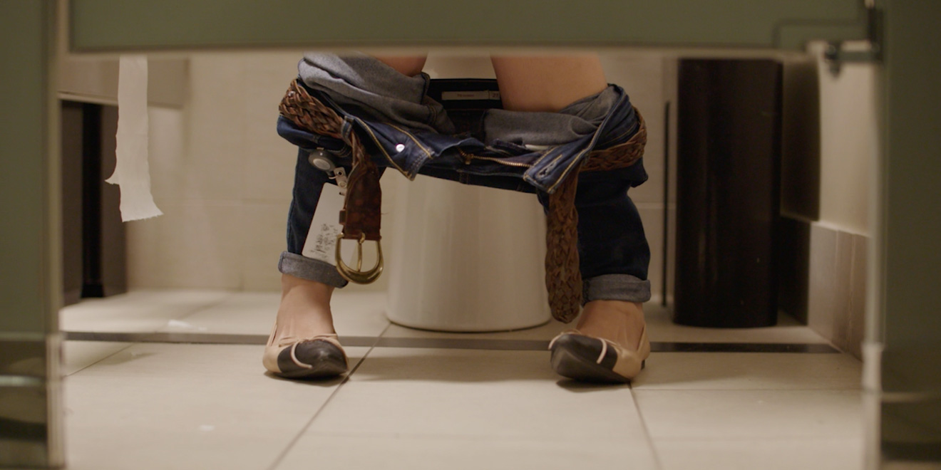 BBDO Staff Do Timesheets on the Toilet in Innovative Time$hits Initiative