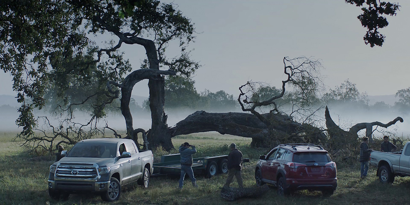 See the Special Toyota Ad That Aired on NBC Last Night Between The Voice and This Is Us