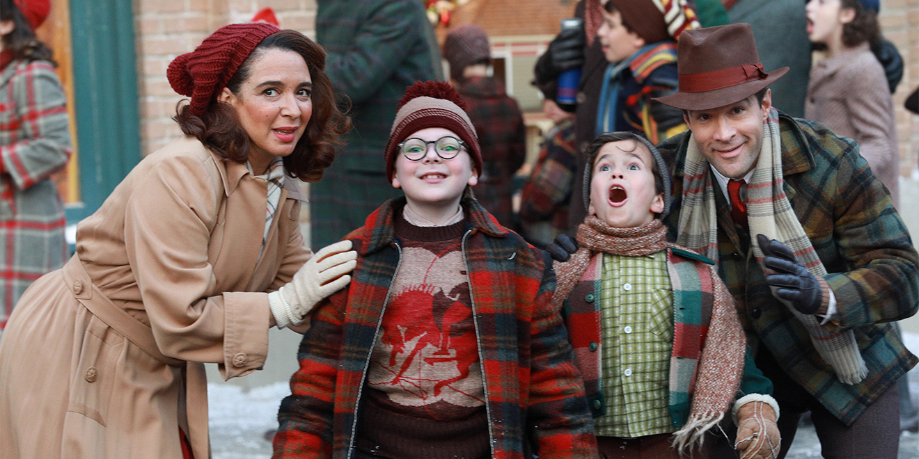 A Christmas Story Live! Isn't The Holiday Ratings Gift Fox