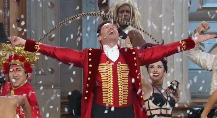 Resultado de imagem para the greatest showman