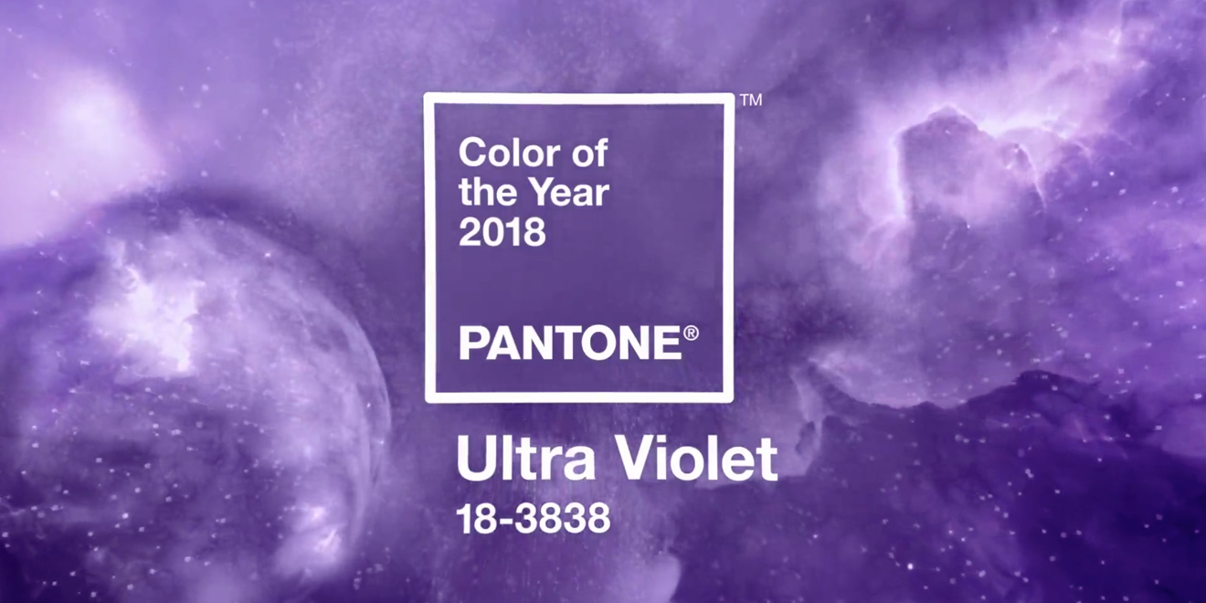 Pantone\'s 2018 Color of the Year Is Ultra Violet, Meant to Evoke ...