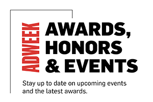 Adweek Awards, Honors, & Events
