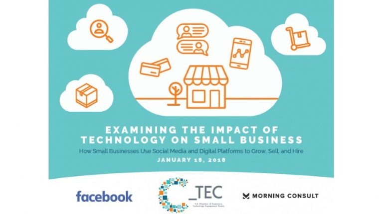 impact technology has on small businesses Adoption of information technology on small businesses: the organizational and environment determinants for small businesses have important the impact of the.