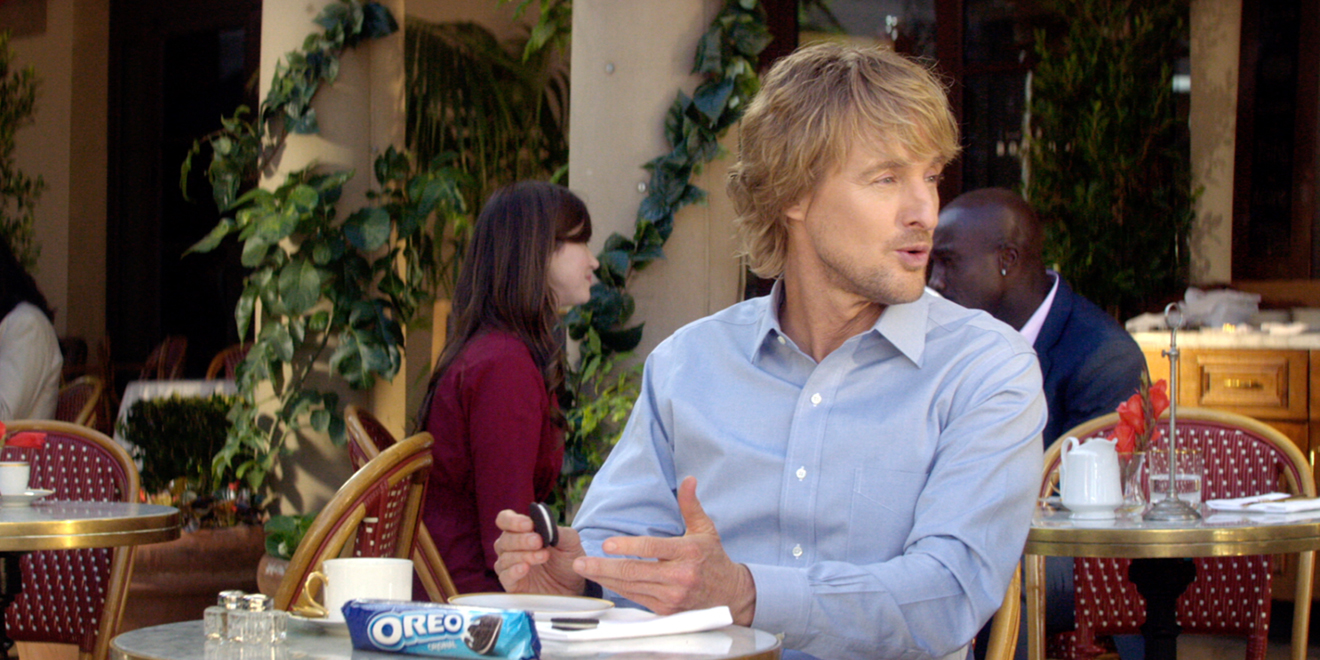 Owen wilson explains oreos poorly to the french in for Farcical in french