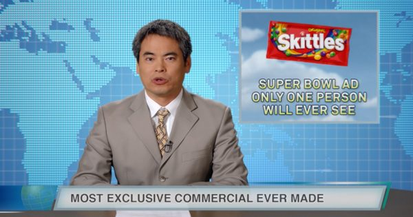 Skittles Wants Its Super Bowl Ad to Be Exclusive. So It's Showing the Spot to Just One Teenage Fan – Adweek