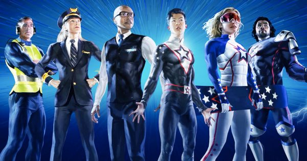 United Airlines Salutes Winter Olympians, and Its Own Employees, as Superheroes in New Ads – Adweek